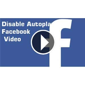 Facebook Autoplay